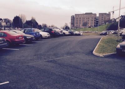 Civils work at the Hospital, Sligo by Donlon Civil & Building Services, Sligo