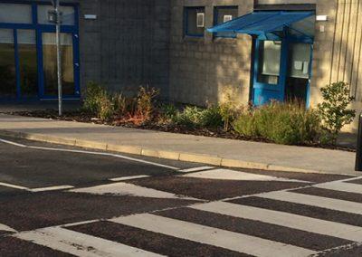 IT Sligo Pedestrian Crossing