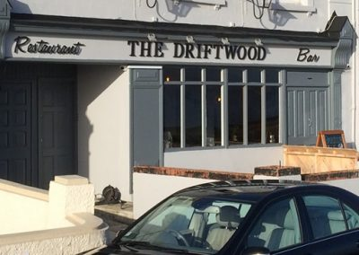 The Driftwood Bar