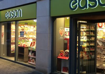 Facade of Easons
