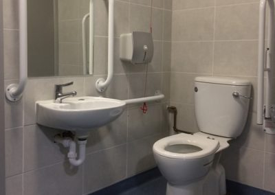 msletb disabled toilet